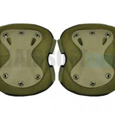 Invader Gear XPD Kneepads olive