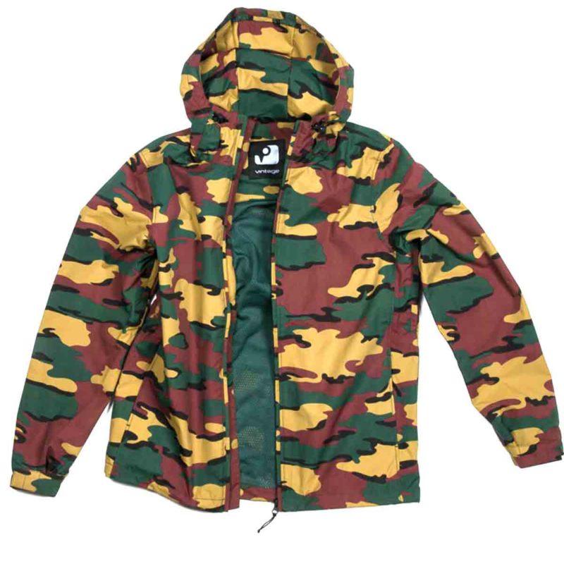 b19840e7e9e11 ABL shooter jacket S - BFG Outdoor